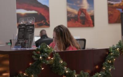 Christmas at Auto Glass 2020