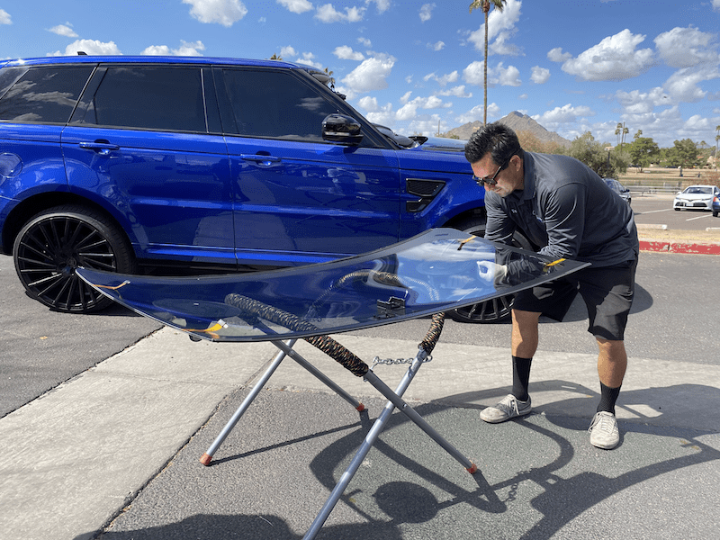 1 windshield replacement arizona land rover 1