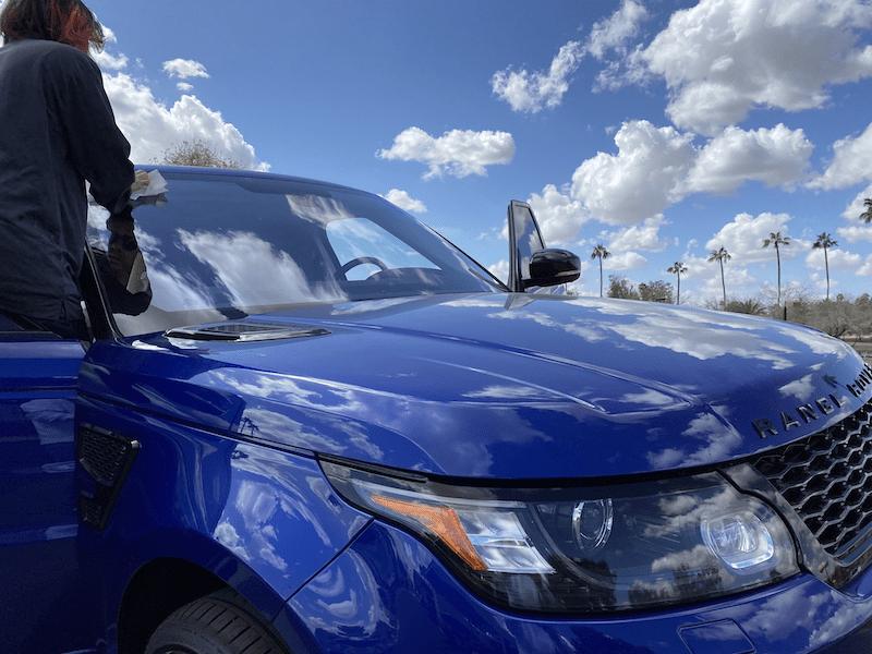windshield replacement arizona land rover 1 min