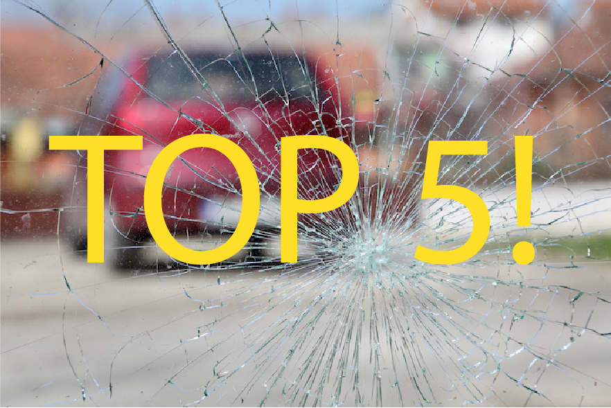 Top 5 Best Windshield Replacement Jobs in Chandler and Gilbert Arizona: Ranked